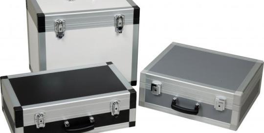 aluminium cases