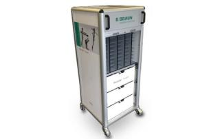 Braun Medical Flight Case