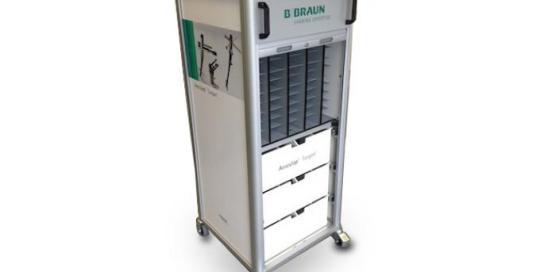 Braun Medical Flight Case