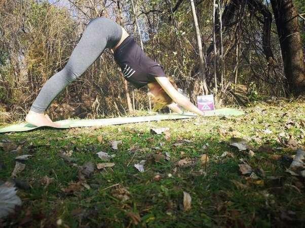 Trifocus Yoga poses