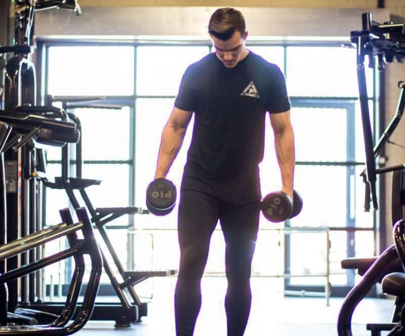 Trifocus Fitness Academy - weight training