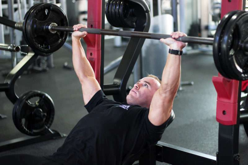 Trifocus fitness academy - lifting weights