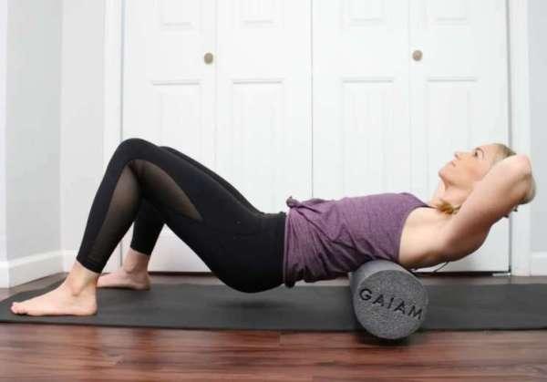 Trifocus Fitness Academy - foam rolling