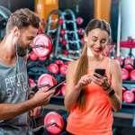 Trifocus fitness academy - use hashtags
