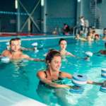 Trifocus fitness academy - water aerobics