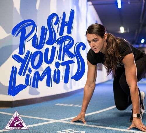Trifocus Fitness Academy - motivation