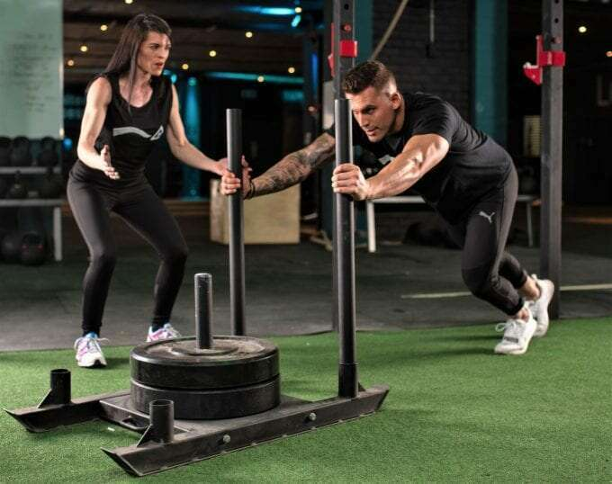Trifocus Fitness Academy - Sports Conditioning