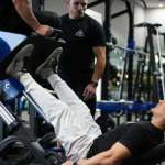 Trifocus Fitness Academy - knee joint