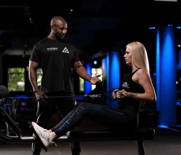 Trifocus Fitness Academy - strength training
