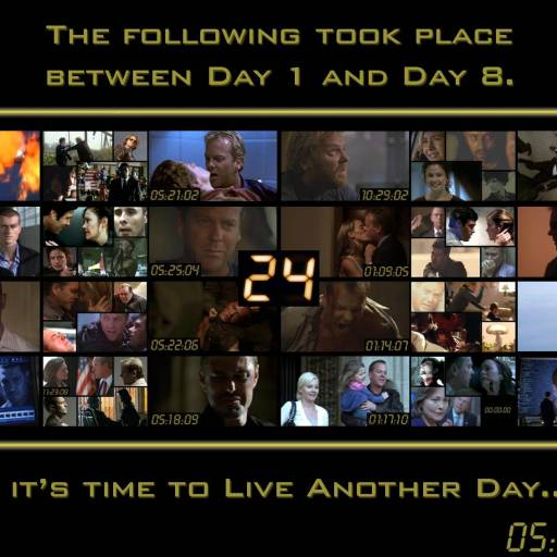 24: 'Cast Another Day