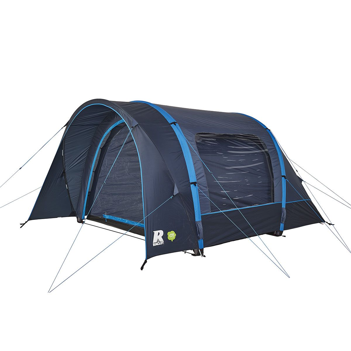tente camping gonflable 4 places raclet abysse 4