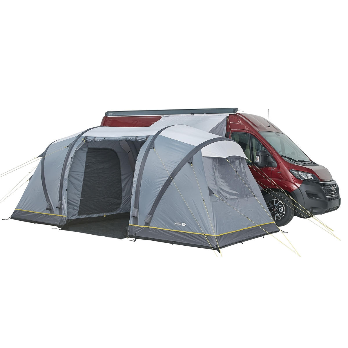auvent de camping car gonflable north twin