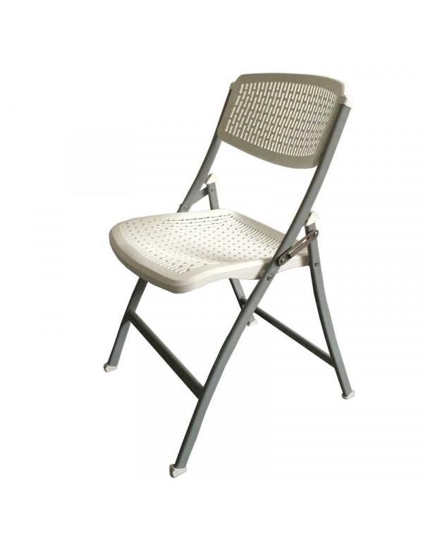 chaise pliante polypropylene polyclass