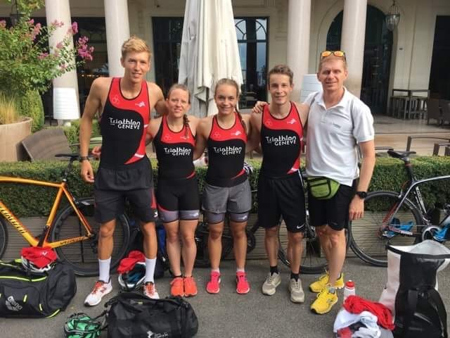 5e des championnats suisses par équipe