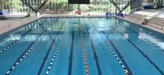 Fermeture de la piscine des Vernets
