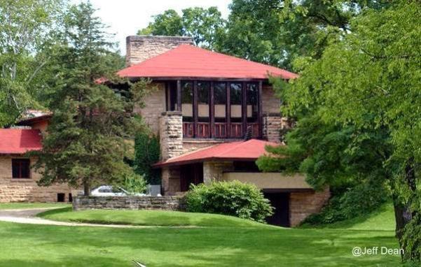 casa taliesin de Frank Lloyd Wright