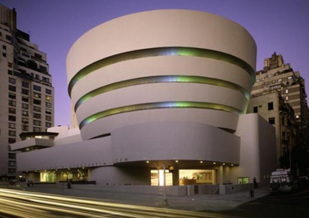 imagen del Guggenheim de NY