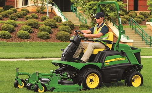 commercial lawn care equipment