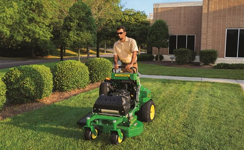commercial lawn equipment - trigreen