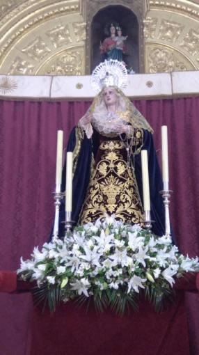 María Santísima de Los Dolores1