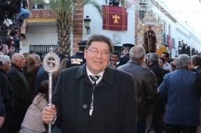 CRISTÓBAL ROMERO ALCALDE DE TRIGUEROS