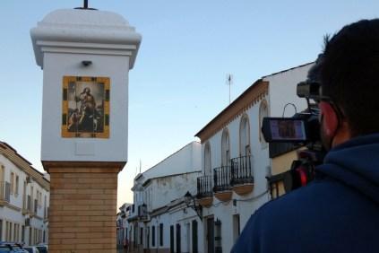 Bendición del azulejo de San Roque