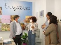 María Eugenia Limón visita Trigueros18
