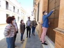María Eugenia Limón visita Trigueros9