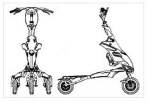 Trikke vs. Bike