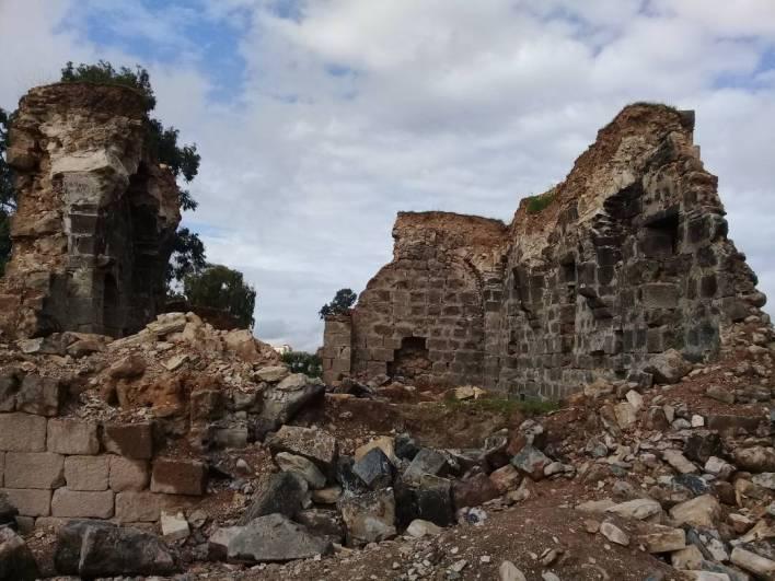Οι Τούρκοι βομβάρδισαν αρχαιολογικούς χώρους και Χριστιανικές εκκλησίες στην Αφρίν [εικόνες] - Εικόνα