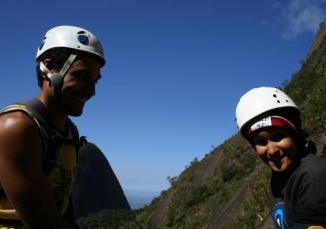 Junior e Mirthis - Foto por Hammes http://fotolog.net/hammes