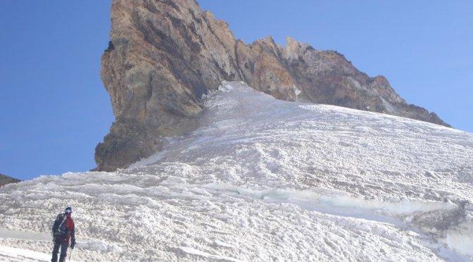 Montanhistas testemunham impacto da mudança climática