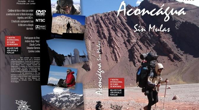 Capa do DVD do Aconcagua Sin Mulas