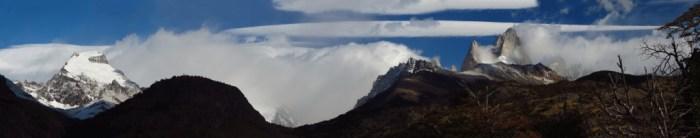 Cerro Solo e Maciço do Fitz Roy
