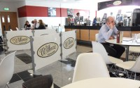 Morrisons Head Office Coffee Shop - Triline Contracts