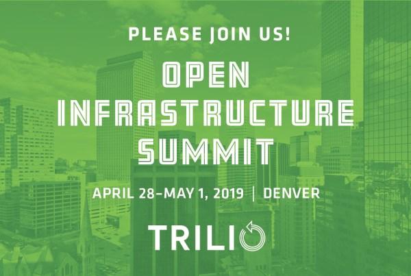 open infrastructure summit denver 2019