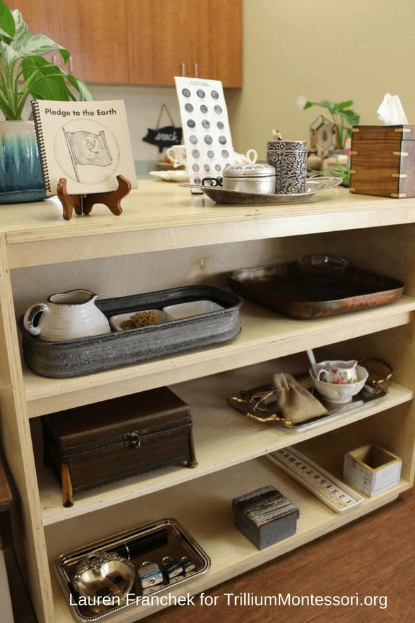 Laurens Montessori Classroom Practical Life  Trillium