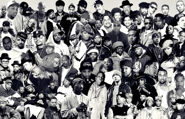 40 Years Of HipHop History In 4 Minutes Trill Magazine