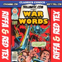 War of The Words EP by Riffa & Red Tex