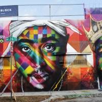 Eduardo Kobra creates these stunning murals