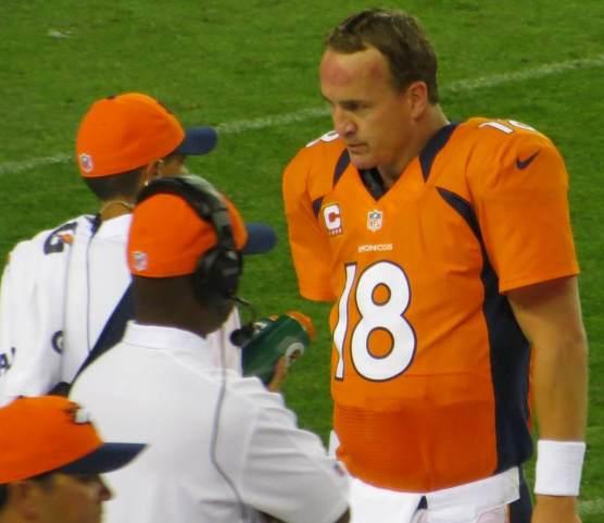 Peyton Manning 2012