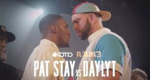 KOTD Battle: Pat Stay vs Daylyt (Video)