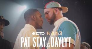 KOTD Battle: Pat Stay vs Daylyt (Video)
