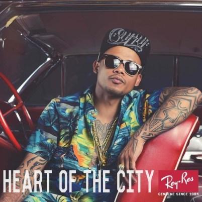 Rey Res - Heart of The City (Album Stream)