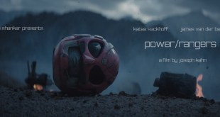A dark and Bloody Power Rangers Reboot?