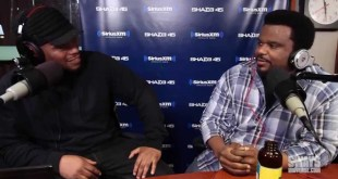 Craig Robinson on Sway in The Morning for Hot Tub Time Machine 2