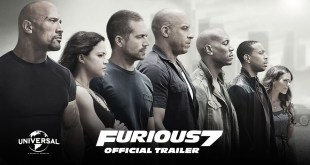 Furious 7 Official Trailer #2