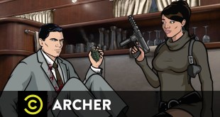 TV Series 'Archer' is coming to Comedy Central