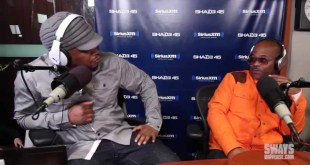 Dame Dash interview on Sway's Universe (Video)