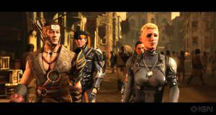 Mortal Kombat X - Story Trailer